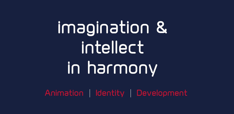 Immix Productions, imagination & intellect in harmony. Animation | Identity | Development