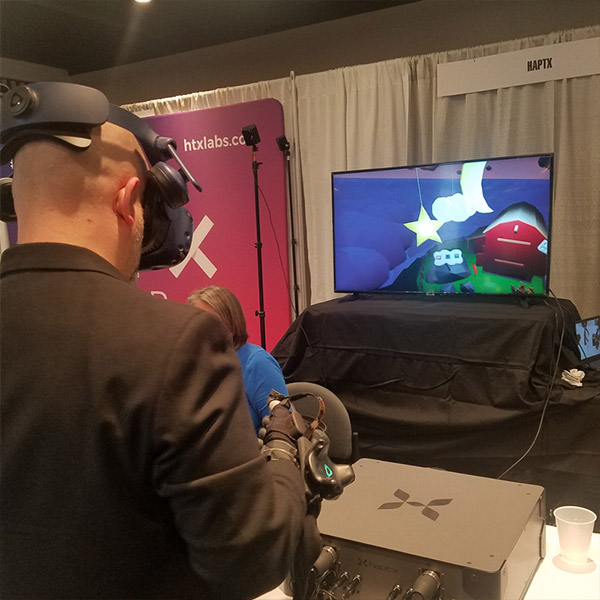 IMMIX at the 2020 Industrial VR AR Forum